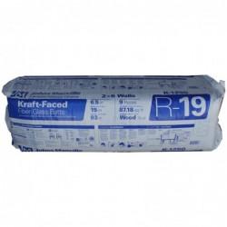 R19 FG INSUL 87.18SQFT K.F.