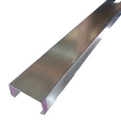 3-5/8 x 10-ft Structural Steel Stud 20-gauge