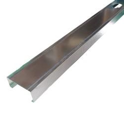 3-5/8 x 12-ft Drywall Steel Stud 20-gauge
