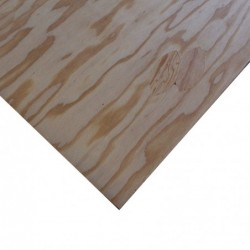 4x8 3/4 in (23/32 in) CCX PLYWOOD