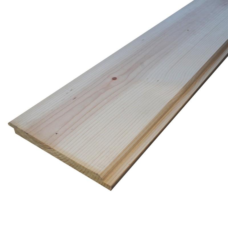 1x8 16 Number 2 Pine V Rustic Close Lumber Corning Lumber