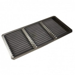 16X8in Aluminium Louver Screen Vent