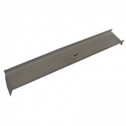 22 x 3-1/2in Galvanized Expanded Metal Eave Rafter Vent - V254E