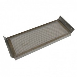 14 x 5-1/2in Galvanized Rafter Vent - V2414