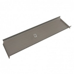 22 x 5-1/2in Expanded Metal Galvanized Steel Eave Rafter Vent - V2514E
