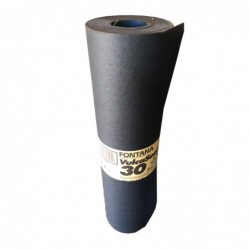 36in 30-lb. ROOFING FELT PAPER ROLL 200 SQUARE FEET COVERAGE