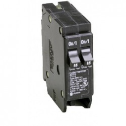 2 15A Single Pole Tandem Circuit Breaker