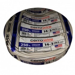 250' 14/3 Non-Metallic Sheathed Cable With Ground