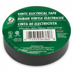 "3/4"" x 60' Vinyl Electrical Tape"