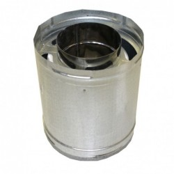 6in diameter X 12in height Chimney Section
