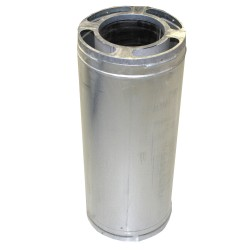 """6"""" diameter x 24"""" height Chimney Section"""