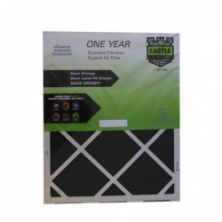 20x25x1 One Year Castle Air Filter