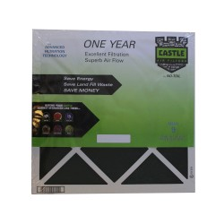 20x20x1 One Year Castle Air Filter