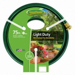 5/8-in x 75-ft Nylon Reinforced Garden Hose