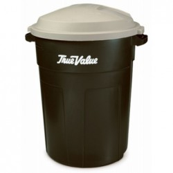32 Gallon EverGreen Refuse Can