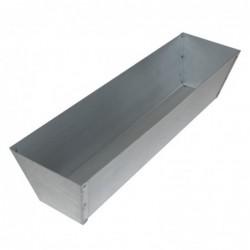 "14"" Galvanized Drywall Mud Pan"