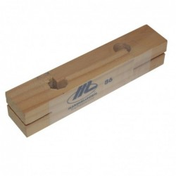 "3-3/4"" Wood Line Blocks (Pair)"