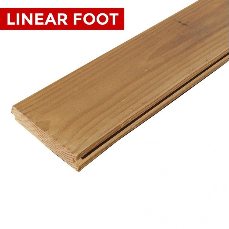 2x8 Douglas Fir 2 Tongue And Groove Linear Foot Close Lumber