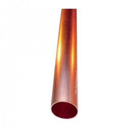 1-in x 10-ft Type M Hard Copper Tube