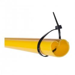 8-ft Yellow Guy Line Full Round Marker