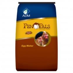 Pen Pals 50 LB Chicken Egg Maker Non-Medicated Feed Pellets