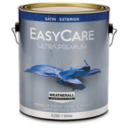 EasyCare® Exterior Ultra Premium Finish Paint and Primer