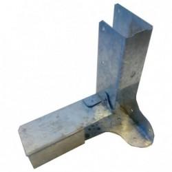 2X4in Rigid Tie Corner Simpson
