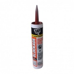 Blockade Fire-Rated Acrylic Sealant Red