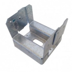 4x4in Simpson Strong-Tie Post Base Z-MAX