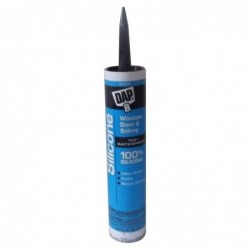 Silicone Sealant Black