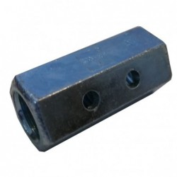 COUPLING NUT 3/4in