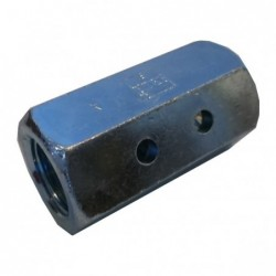 COUPLING NUT 7/8in