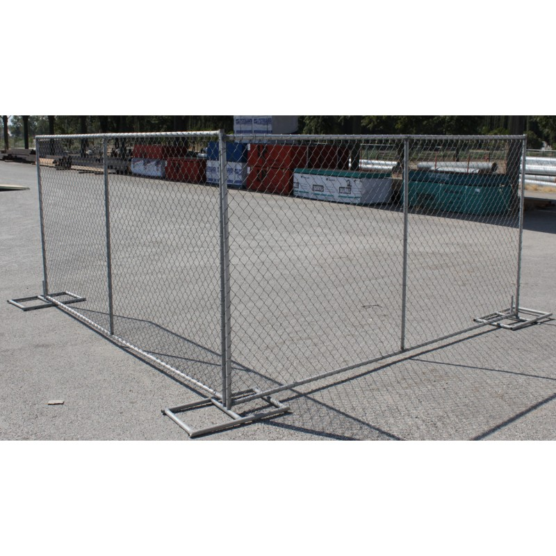 6ft Chain Link Fence Close Lumber Corning Lumber