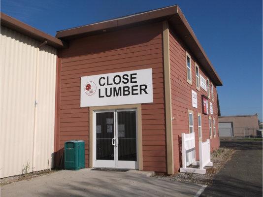 Close Lumber Door Shop & Door Shop | Close Lumber - Corning Lumber